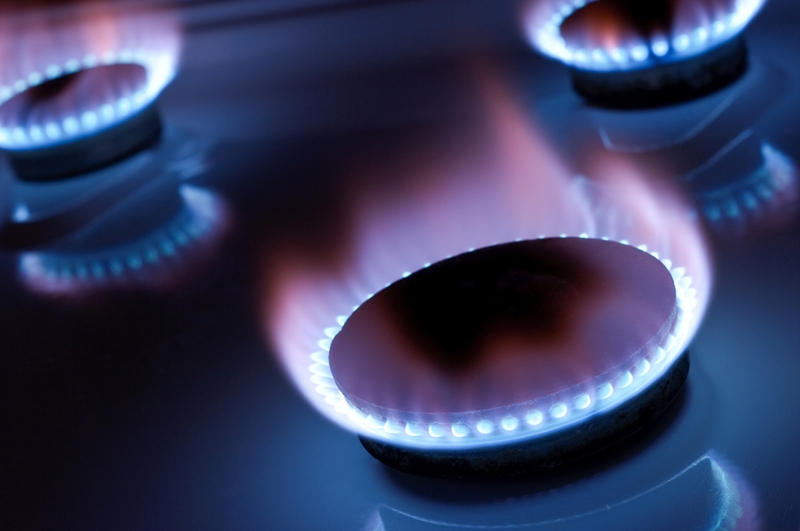 Smarter energy use could potentially stop natural gas from heating up.